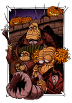 Halloween Town - Zombie Band