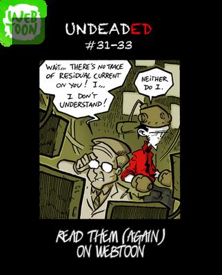 UndeadEd - Lab Rat