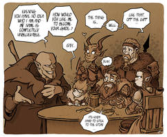 Dungeons and Dragons - Character Introduction