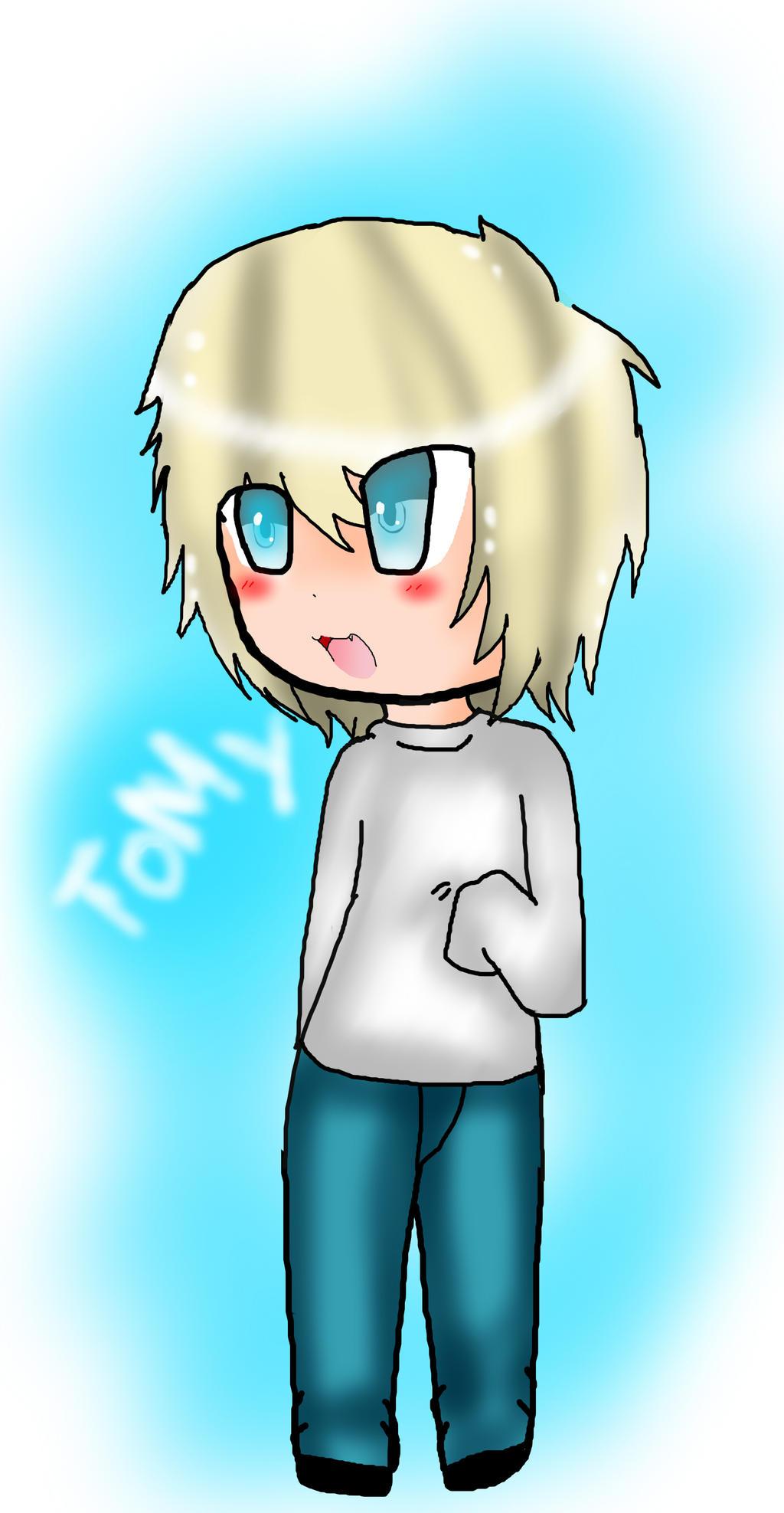 tomy by Invaderdaniela