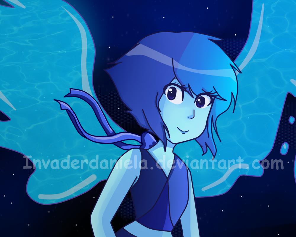 Lapis Lazuli-Steven Universe By Invaderdaniela On DeviantArt