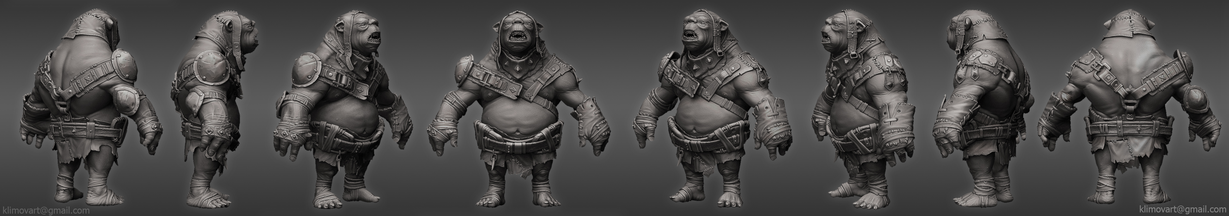 Orc render1 up by jips3d