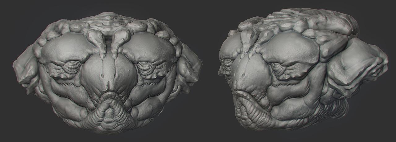 Head by jips3d