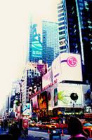 New york by CrashTheSceneee