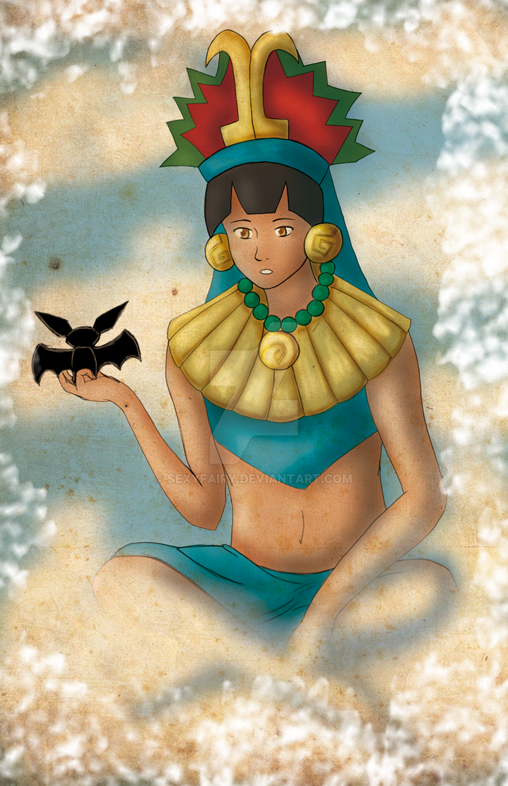La leyenda del murcielago by sexyfairy