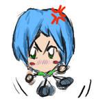 Angry Doodlebug