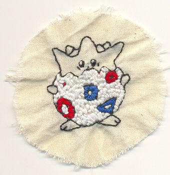 Togepi Threads