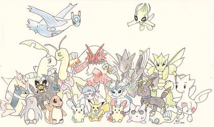 PokeCommunity Group Portrait