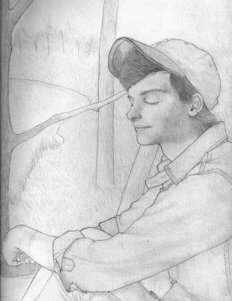 Joseph by ShearwaterHydrangea