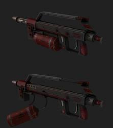 RenegadeX Nod Flamethrower by LordZargon