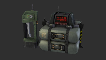 Renegade-X Remote C4 by LordZargon