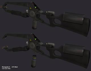 Renegade X Volt Auto Rifle by LordZargon