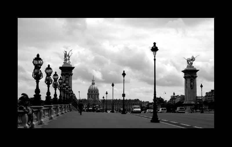 Pont Alexandre III by valkryja