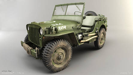Willys Jeep 04 by zsozs
