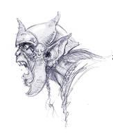 Orc by crazysean