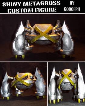 Shiny Metagross Custom