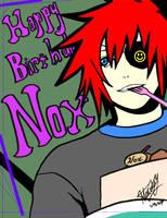 Happy Birthday Nox by Sweet-n-Spicy-Tea