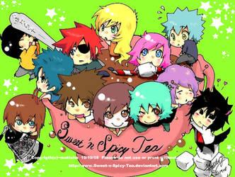 Sweet-n-Spicy Tea Members by Sweet-n-Spicy-Tea