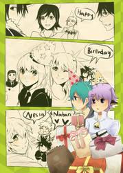 Happy Birthday Nabari Nessa by Sweet-n-Spicy-Tea