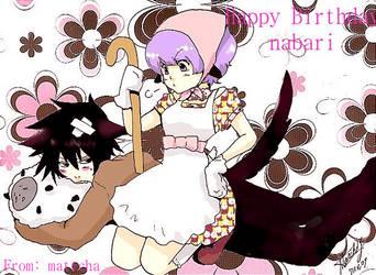 HBD nabari by Sweet-n-Spicy-Tea