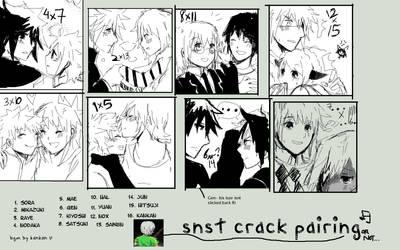 SnST CRACK PAIRING by Sweet-n-Spicy-Tea