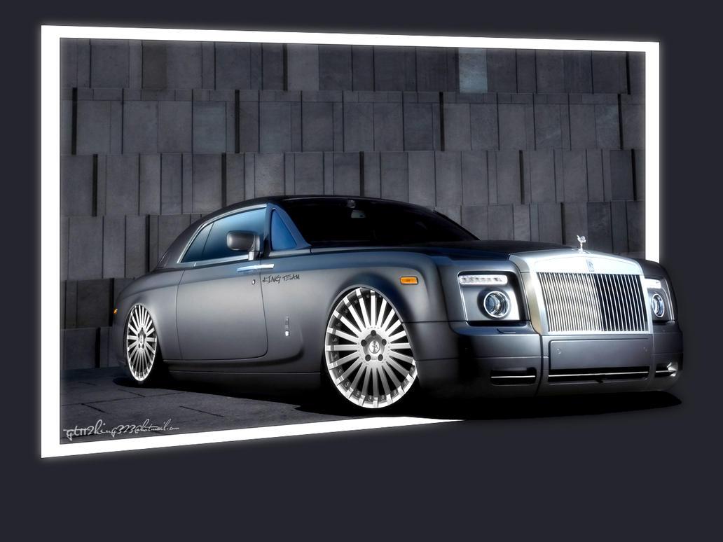 Custom Rolls Royce Phantom by