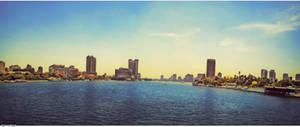 The Blue Nile Lovely Cairo by KINGTEAM