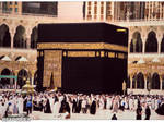 The Kaaba by KINGTEAM