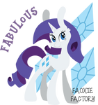 Rarity by Faoxie