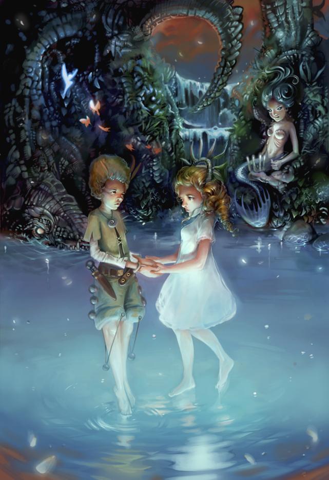 Trust 'Return to Neverland' by SeeThrou