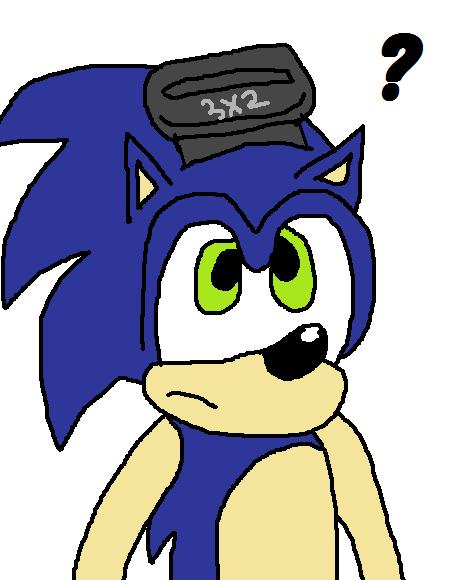 Sonic S Ugly Tumor By Dbuilder On Deviantart