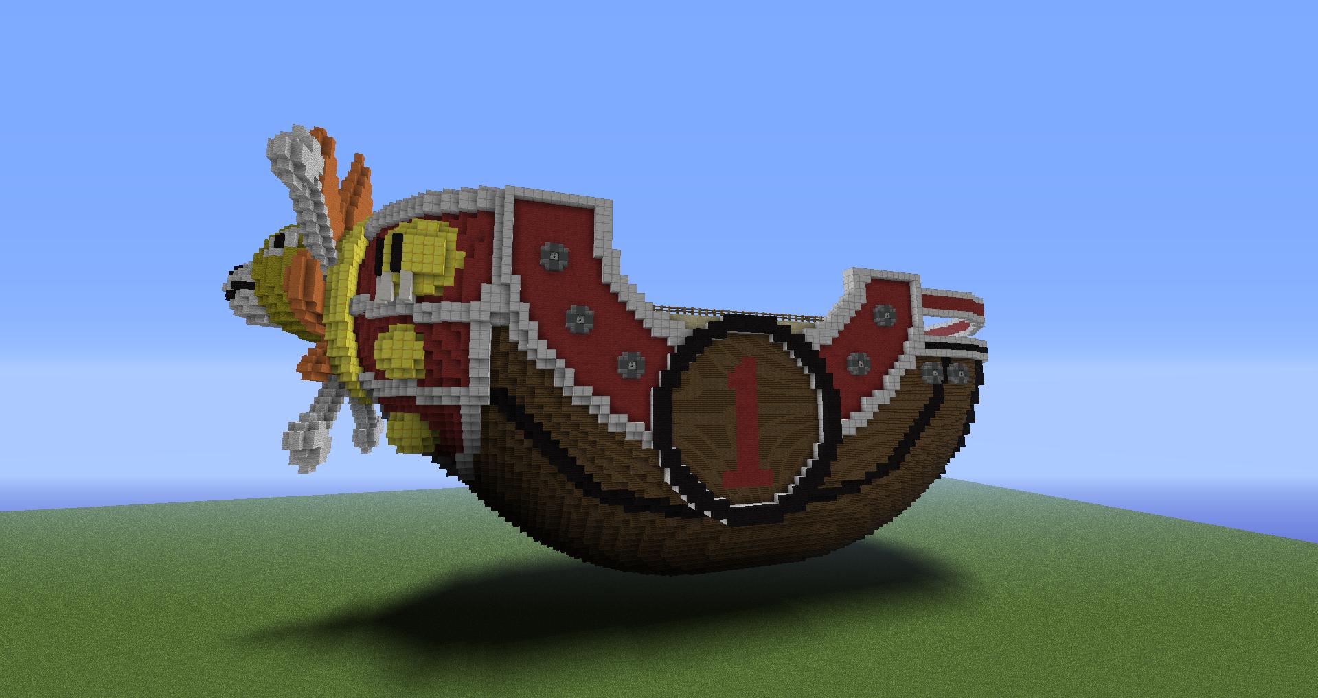 New One Piece Minecraft Project Part 2 By Kimdrello On Deviantart