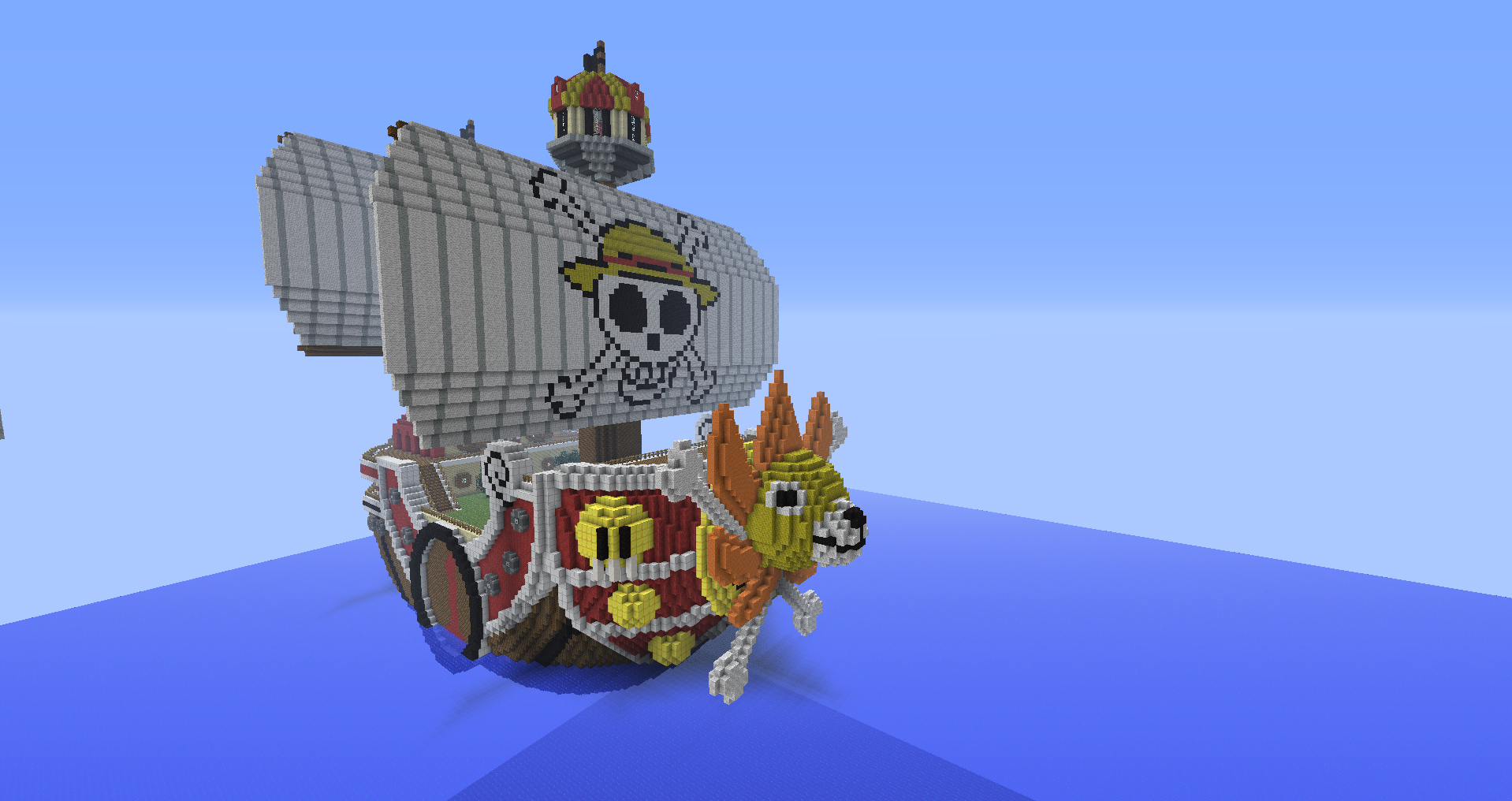 New One Piece Minecraft Project Part 3 By Kimdrello On