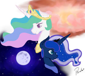 Pretty Pony Princesses