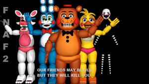 The Toys Awaken