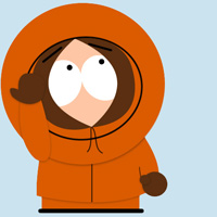 KENNY - South Park by Musicgirl1796