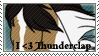 I heart Thunderclap stamp by EverlastingStables
