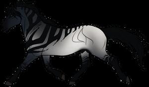 044 ELS Dark Dragon by EverlastingStables