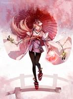 Kitsune by Marmaladica