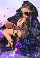 Violet Black by Marmaladica