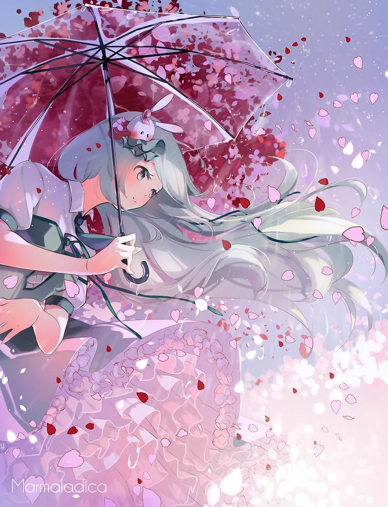 SWD18 Sakura Rain by Marmaladica