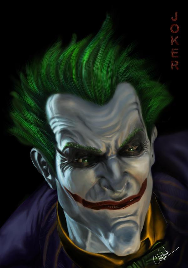 Joker - Arkham Asylum by whiteheaveneleven