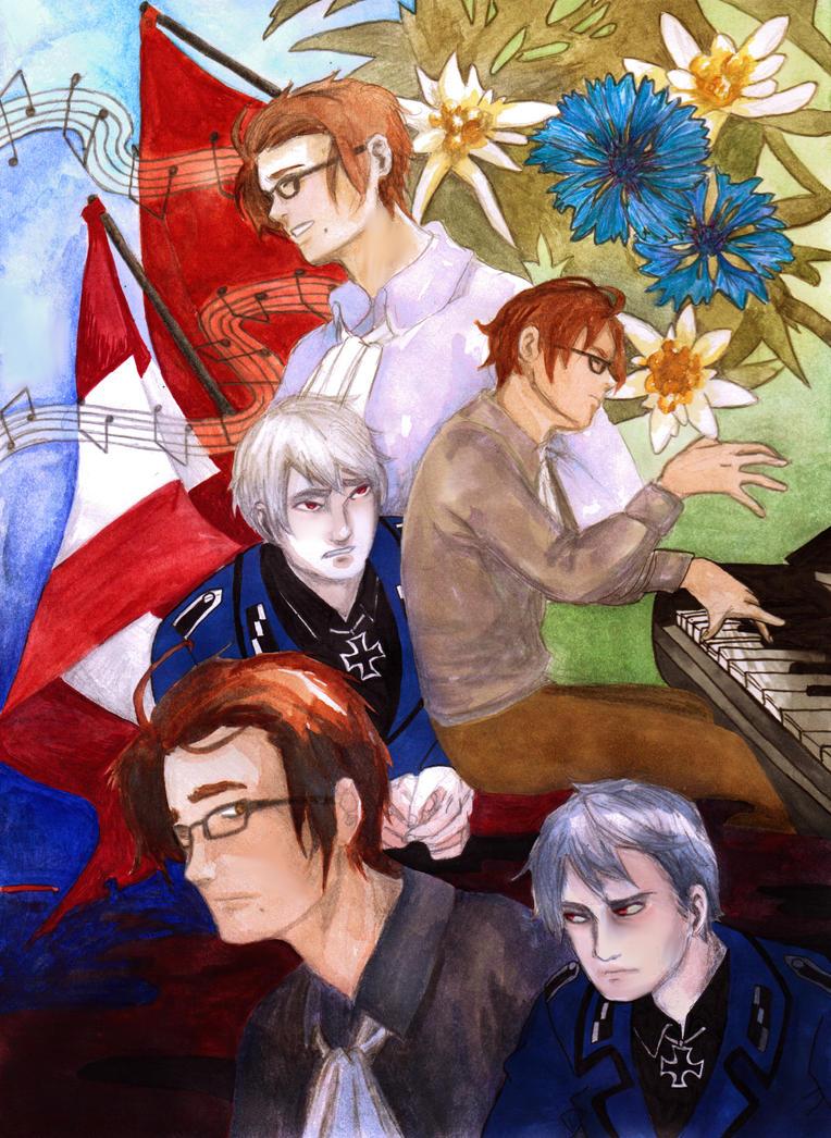 Klavier by BlumeShullman