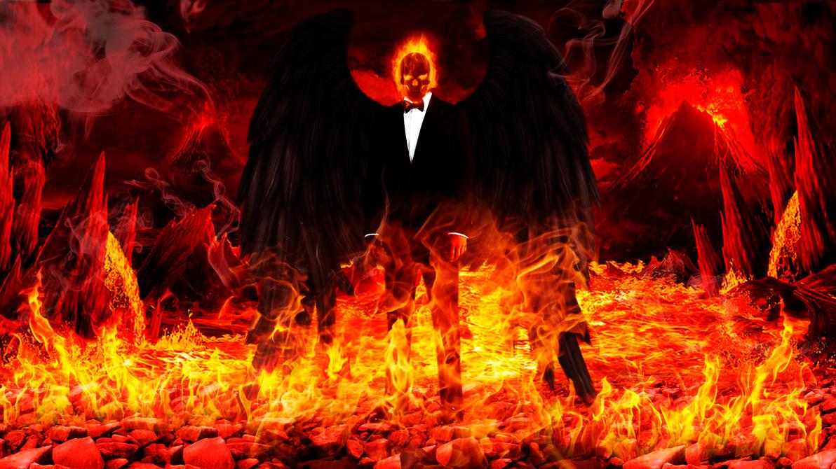 demon devil wallpaper by lindholm27 on deviantart