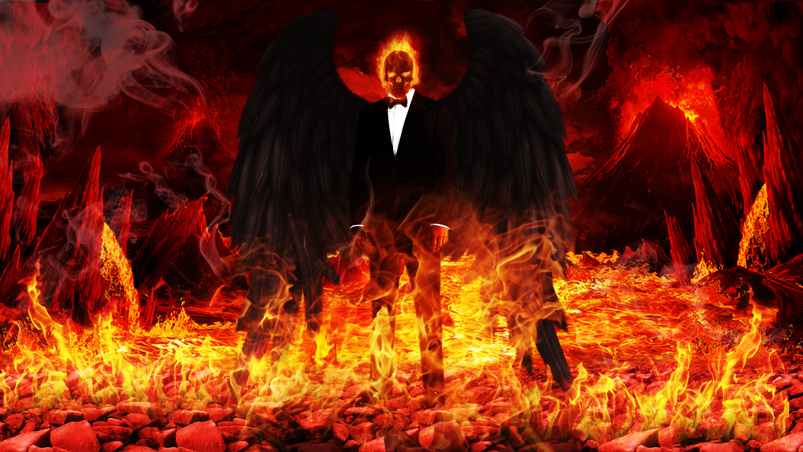 devil demon wallpaper - photo #1
