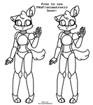 [FNaF] - F2U Animatronic Base