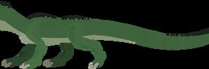 LordVerse - Rhedosaurus