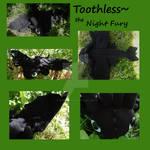 Toothless Night Fury Plushie