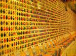 Lego-People Wall