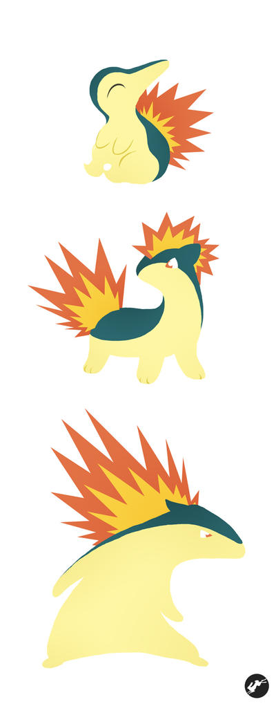 cyndaquil typhlosion quilava - photo #3
